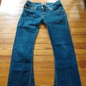 Levi's Tough Boot Jeans Size 8M Type 1